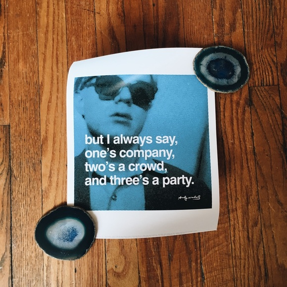 Other - Andy Warhol Art Print